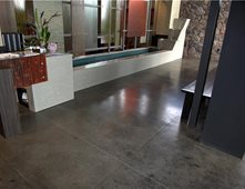 grey stained concrete floors. Gray Floors Pictures Gallery The Concrete Network Stained  Interior Design