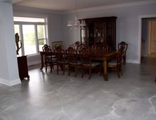 Gray Floors Pictures Gallery The Concrete Network