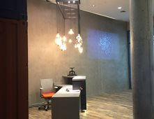 Vertical Concrete, Indoor Concrete Wall Interior Walls Hyde Concrete  Pasadena, MD