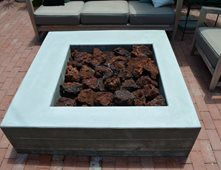 Outdoor Fire Pits Pictures Gallery The Concrete Network