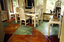 Concrete Floors Diamond D Company Capitola, CA