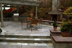 Decorative Concrete - Ideas for Stamped Concrete and Stained ...