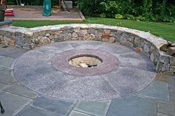 Outdoor Fire Pits New England Hardscapes Inc Acton, MA
