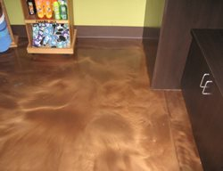 Epoxy Floor Coating, Brown Epoxy Floor Brown Floors Innovative Concrete Design Indio, CA