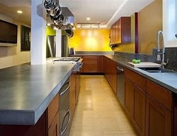Concrete, Countertop, Concrete Countertop, Kitchen Countertop, Concrete Kitchen Countertop Concrete Countertops Victor's Concrete Designs Williston, FL