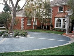 Concrete Driveways C&N Decorative Concrete Creations Newbury Park, CA