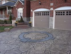 Concrete Driveways Durham Concrete Ltd. Whitby, ON