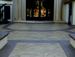 Concrete Entryways Staintec Rancho Cucamonga, CA