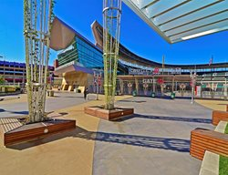 Target Field, Stained Concrete, Patio Concrete Entryways Bulach Custom Rock Inver Grove Heights, MN