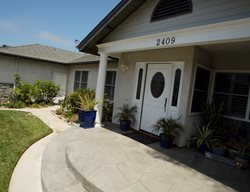 Concrete Entryways Westcoat San Diego, CA