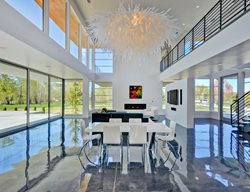 Modern Great Room, Concrete Floor Coating Concrete Floor Overlay Westcoat San Diego, CA