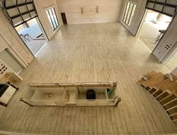 Concrete Floor, Wood Floor, Wood Look, Decorative Concrete, Concrete Wood Concrete Floors Precision Floor Care Wetumpka, AL