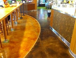 Stained Concrete, Acid Stained Floor Concrete Floors Acid Stain Flooring Glendale, AZ
