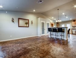 Stamped Overlays Concrete Floors FLORTEK LLC Glendale, AZ