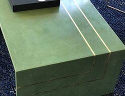 Green Coffee Table, Concrete Coffee Table Concrete Furniture Price Concrete Studio Orlando, FL