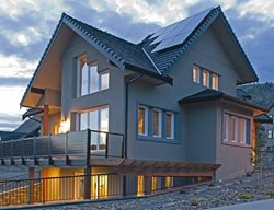 Modern Home, Icf Construction  Concrete Homes Logix Insulated Concrete Forms , USA and Canada