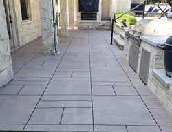 Concrete, Concrete Patio, Decorative Concrete, Outdoor Design Concrete Patios Viking Decorative Concepts Austin, TX