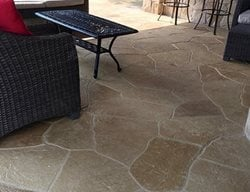 Patio, Stamped, Sundek, Furniture Concrete Patios Sundek of Washington Chantilly, VA