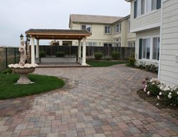 Concrete Paver Patio Concrete Pavers BR Landscapers, Concrete & Pavers Pleasanton, CA