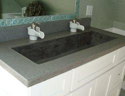 B-S-Stanleyiii Concrete Sinks Stonecraft Inc. Buxton, ME