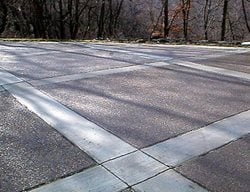 Exposed Aggregate, Driveway, Concrete Bands Exposed Aggregate J.J.I. Concrete Construction Pittsburgh, PA