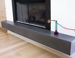 Fireplace Surrounds Concast Studios Oceano, CA