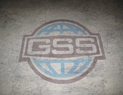 Bravura Stone, Floor Logo Floor Logos and More Stone Passion Salt Lake City, UT
