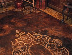 Elegant, Antique Floor Logos and More Modello Designs Chula Vista, CA