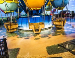 Indoor Amusement Park, Floor Graphic Floor Logos and More FloorPix by Agio Imaging Portage, MI