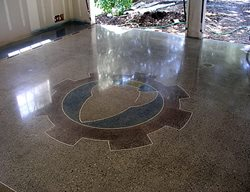 Dyes, Polished Garage Floors Concrete Polishing  by JL Designs Simi Valley, CA