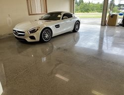 Polished Concrete, Garage Floor Garage Floors 2 Palms Decorative Concrete LLC Ridgefield, WA