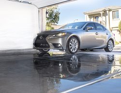 Residential Garage, Reflective Floor, Lexus Garage Floors Sleek Floors Inc Henderson, NV