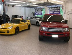 Garage Floors Versatile Building Products