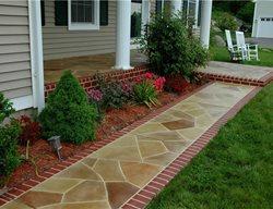 Get the Look - Exterior Overlays Custom Concrete Solutions, LLC West Hartford, CT