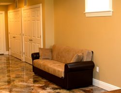 Get the Look - Interior Overlays Custom Concrete Solutions, LLC West Hartford, CT