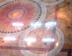 Get the Look - Polished Concrete Colour Placerville, CA