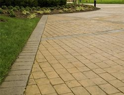 Cobblestone Stamp, Soldier Course Get the Look - Stamping Hyde Concrete Pasadena, MD
