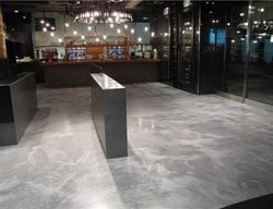 Gray Floors Concrete Inspirations Calgary, AB