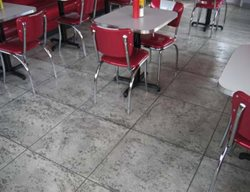 Gray Floors Constructta Pompano Beach, FL