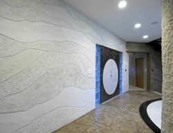 Rock Layers, Grey Interior Walls Everlast Concrete, Inc Steger, IL