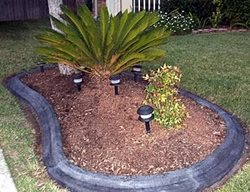 Charcoal, Kidney Bean Landscape Borders CURB-IT
