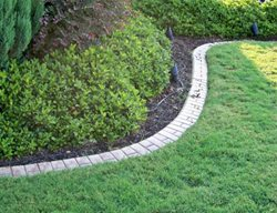 Landsacpe Border Landscape Borders KMM Decorative Concrete Holly Springs, NC