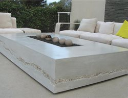 Outdoor Fire Pits Ernsdorf Design, Inc Los Angeles, CA