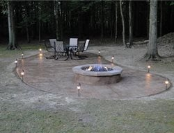 Outdoor Fire Pits Evolution Concrete Newton Falls, OH