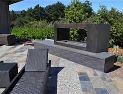 Outdoor Fireplaces Diamond D Company Capitola, CA
