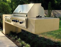 Cantilever Bbq Outdoor Kitchens Hyde Concrete Pasadena, MD