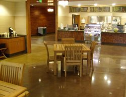 Cafeteria, Polished, Brown Polished Concrete Concrete Treatments Inc Albertville, MN