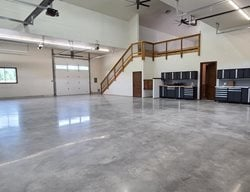 Gray Polished Concrete, Shop Floor Polished Concrete Floriartisan LLC Spokane Valley, WA