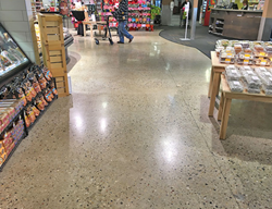 Grocery Store, Polished Concrete Polished Concrete Decorative Concrete Work Inc Staten Island, NY