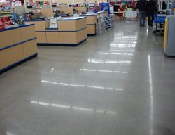 Polish Floor, Commercial Polish Floor Polished Concrete Stephens and Smith Construction Lincoln, NE